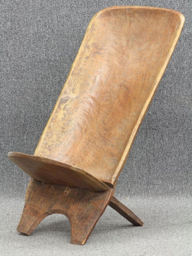 Viking Camping chair from 800 AD